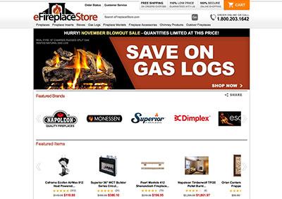 eFireplaceStore.com